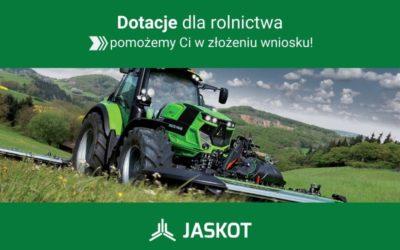 Dotacje dla rolnictwa 2020 – Wsparcie Jaskot