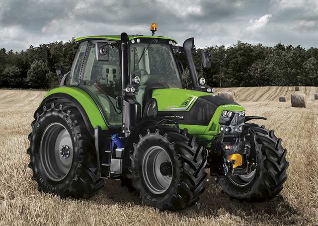Deutz-Fahr - maszyny rolnicze Jaskot