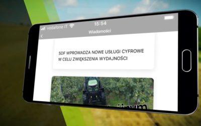 Aplikacja myDEUTZ-FAHR dla użytkowników marki