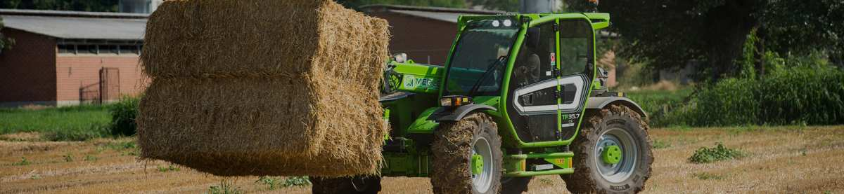 Merlo MEDIUM CAPACITY