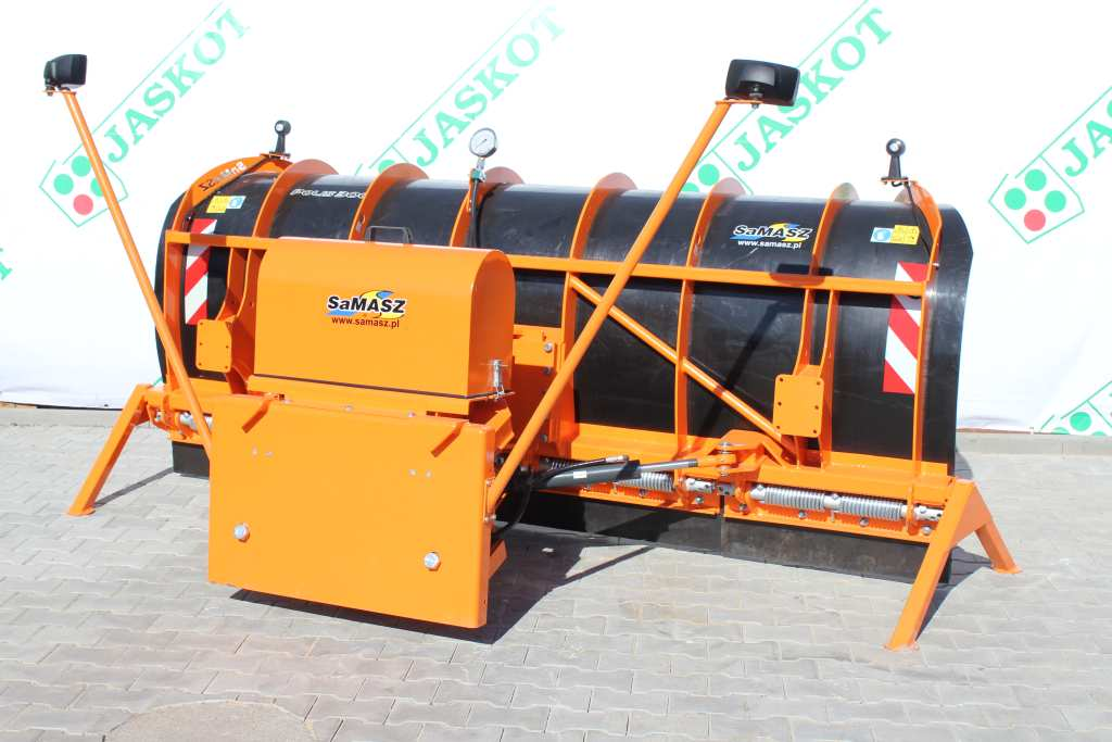 Maszyny komunalne SaMASZ