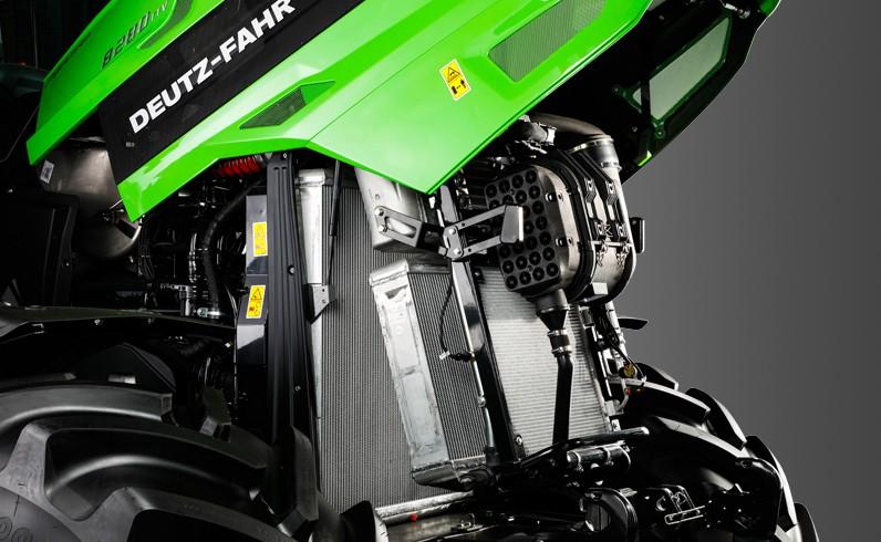 Silnik Deutz-Fahr 8280