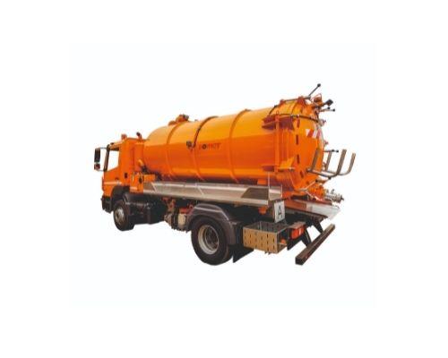 Zabudowa asenizacyjna 10000 litrów POMOT